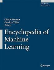 NEW Encyclopedia of Machine Learning