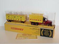 DINKY TOYS ATLAS 881 // GMC PINDER  + FAUVES // SERIE PRIVILEGE 2000EX