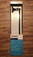 "Brand New Moen 18"" Danbury Dn67180Rb Towel Bar, Oil Rubbed Bronze"