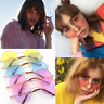 Vintage Hippie Sunglasses Women Men Retro Metal Frame John Lennon Round Glasses