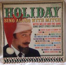 4 Classic Christmas Records Vinyl LP