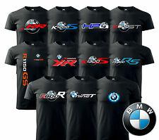 BMW S1000RR, K1200S, K1300S, HP4, S1000XR, F800R, ST,  NineT Motorrad T-Shirt