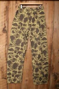Vintage REMINGTON Camouflage Gore-Tex Fully Lined Uninsulated Pants Sz. XLT