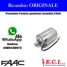 63001255 FAAC GRUPPO MOTORE C720