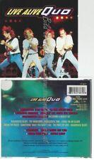 CD--STATUS QUO | --LIVE ALIVE QUO