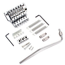 Electric Guitar Tremolo Bridge Double Locking Assembly System Chrome GA503