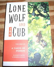 Lone wolf and Cub #20 uncirculated mint 9.8