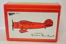 Eastwood's 1932 Lockheed Vega as Flown by Amelia Earhart Diecast Bank