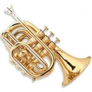 Big Bell Bb Pocket Trumpet from Your Melbourne based supplier.RUN OUT SALE!!