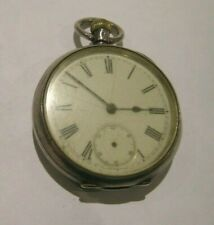 for Spares or Repair 1894 Omega Silver Pocket Watch