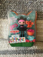 Mini LALALOOPSY- Boo Scaredy Cat W/ Cat Halloween Collectible Doll 2014