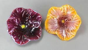Hibiscus Mold - Glass Fusing #LF154
