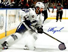 Nikita Kucherov autographed signed 8x10 photo NHL Tampa Bay Lightning JAG COA