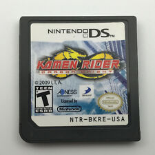 Kamen Rider: Dragon Knight (Nintendo DS) *GAME CARD ONLY - TESTED - SHIPS FAST*