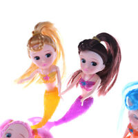Mermaid Princess Dolls Cute Sea maid Girls Kids Toys Birthday Xmas Gifts  NT