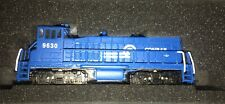 N Scale Conrail MP-15 Switcher MTL Couplers CR Locomotive Diesel Engine