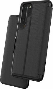 GEAR4 HUAWEI P30 / P30 PRO / P30 LITE OXFORD CARD SLOTS FOLIO CASE WITH D30