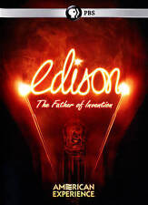 American Experience: Edison New DVD! Ships Fast!