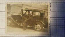 Foto old photo auto Balilla  K58 ^