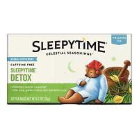 Celestial Seasonings Tea Sleepytime Detox, 20 Bag