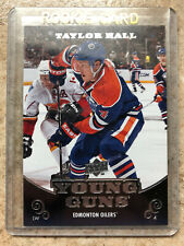 10-11 UD Upper Deck Series 1 Young Guns YG #219 TAYLOR HALL