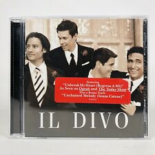 IL Divo CD 2005 Columbia Records