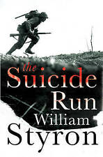Styron, William, The Suicide Run, Very Good Book