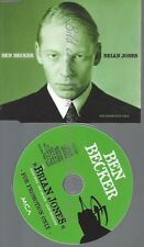 CD--PROMO--BEN BECKER--BRIAN JONES--1 TRACK