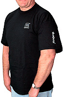 Glock Perfection Cotton Short Sleeve T Shirt X Large Black AA11002