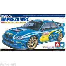 Tamiya 1/24 24281 Subaru Imprezza WRC Montecarlo `05 Model Kit