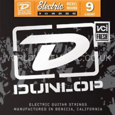 Dunlop Electric Guitar Strings Light Gauge .009 - .042