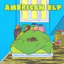 American Elf Vol #4 Tpb Sketchbook Diaries of James Kochalka 2008-2011 Tp