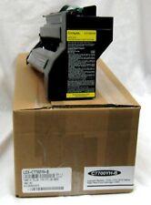 Lexmark C770 C772 Yellow Hi Yield Toner C7700YH 10k