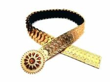 Elasticated/Stretch Wet look, Shiny Belts for Women
