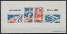 Zentralafrikanische Republik 1972 ** Bl.7 U Weltraum Space Espace