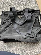 Prada Tote Bag  Black Nylon