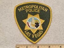 NV Las Vegas Metropolitan Police Patch