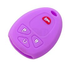 Silicone Cover fit for BUICK Terraza 2005 - 2007 Remote Key Case Fob 4607 PU