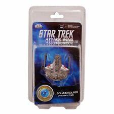 Star Trek Attack Wing: Federation U.S.S. Montgolfier Expansion Pack WZK 72326