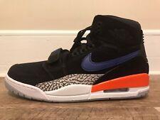 Air Jordan Legacy 312 Basketball Shoes Black  AV3922-048 Men's Size 12 New