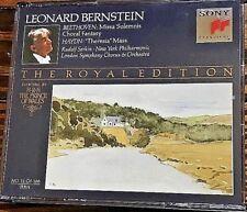 Bernstein / Beethoven: Missa Solemnis; Choral Fantasy / Haydn, Royal Collection
