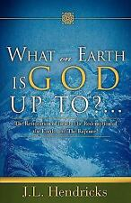 What on Earth Is God up To? : The Restoration of Israel, the Redemption of...