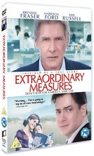 Extraordinary Measures - 2012 Harrison Ford, Brendan Fraser, Courtney New UK DVD