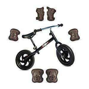 """Balance Bike Toddler Kids Girls Boys Training Bicycle 10"""" 12"""" inch no pedal kit"""