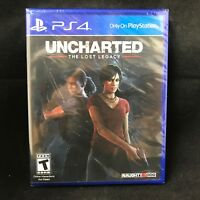 Uncharted: The Lost Legacy (PS4/ PlayStation 4, 2017) BRAND NEW / Region Free
