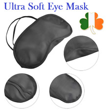 Sleeping Eye Mask Protective Eyewear Eye Mask Cover Shade Blindfold Relax