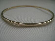 Echtschmuck-Armbänder im Armreif-Stil aus Gelbgold