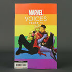 MARVELS VOICES PRIDE #1 2nd Ptg Marvel Comics 2021 MAY219407 (CA) Vecchio For Sale