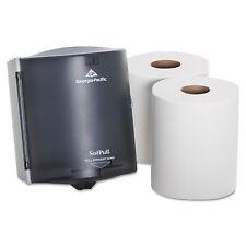 GEORGIA PACIFIC Trial Kit Dispenser 9 5/8 x 12 1/8 x 9 3/8 Translucent Smoke
