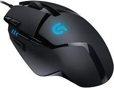 Logitech G402 Hyperion Fury Mouse da Gioco cablato con Sensore Ottico 4000 DPI